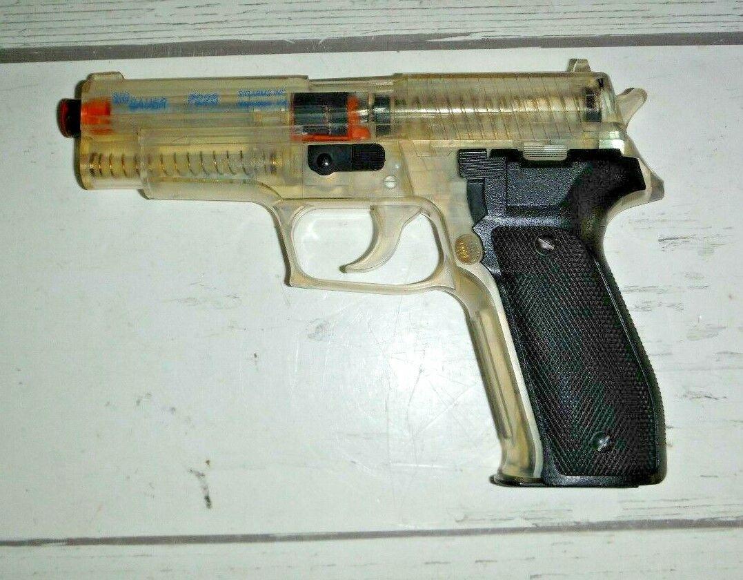 Sig sauer p226 air pellet gun pistol