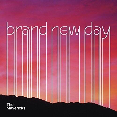The Mavericks - Brand New Day [New Vinyl]