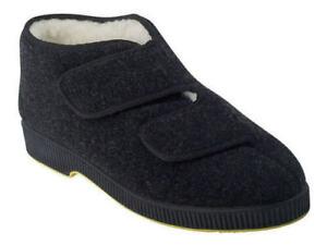 Manitu-360006-Hausschuhe-Winter-Stiefel-Schuhe-schwarz-Gr-35-46-Neu15