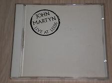 JOHN MARTYN - LIVE AT LEEDS - CD COME NUOVO (MINT)