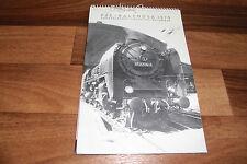 FdE KALENDER 1979 -- Europäischer Eisenbahn-Kalender // mit 52 S/W-Fotos
