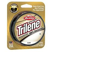 Berkley-Trilene-100-Fluorocarbon-200YDS-All-Sizes