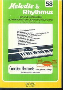 Melodie & Rhythmus Nr. 58 - Comedian Harmonists