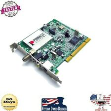 PINNACLE SYSTEMS PCI VIDEO CAPTURE TV TUNER CARD EMPTYV 51013825-1.5
