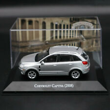 Captiva 1:43 Diecast  General Motors LC4 Set of 2 Chevrolet Model Cars Chevy