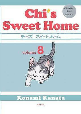 1 of 1 - NEW Chi's Sweet Home 8 (Turtleback School & Library Binding Edition)