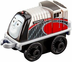 Thomas-amp-Friends-Minis-RACING-SPENCER-Train-Engine-Fisher-Price-NEW-LOOSE