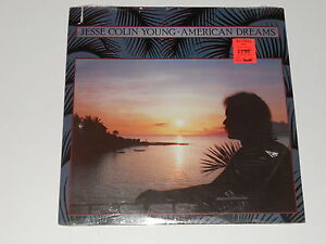 Jesse-Colin-Young-American-Dreams-1978-1st-Press-Rare-SEALED-MINT-New-LP