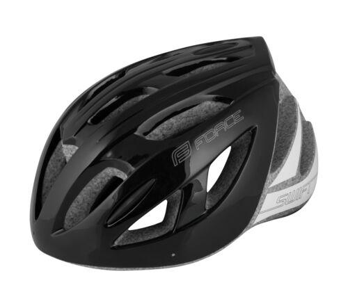 Casco Mtb e bici da strada road Force SWIFT nero