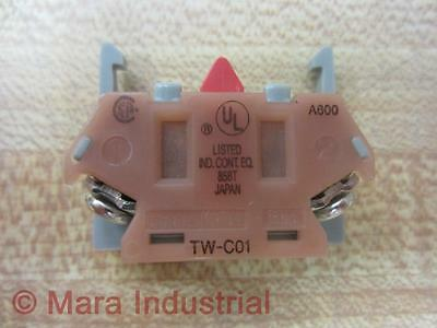 Idec TW-C01 Contact Block