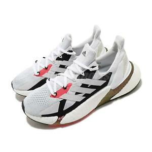 adidas x9000l4 boost white black coral men running casual