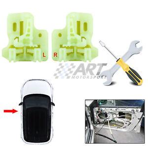 2-X-Clip-de-reparacion-de-elevalunas-para-Bmw-X5-E53-lado-delantero-conductor