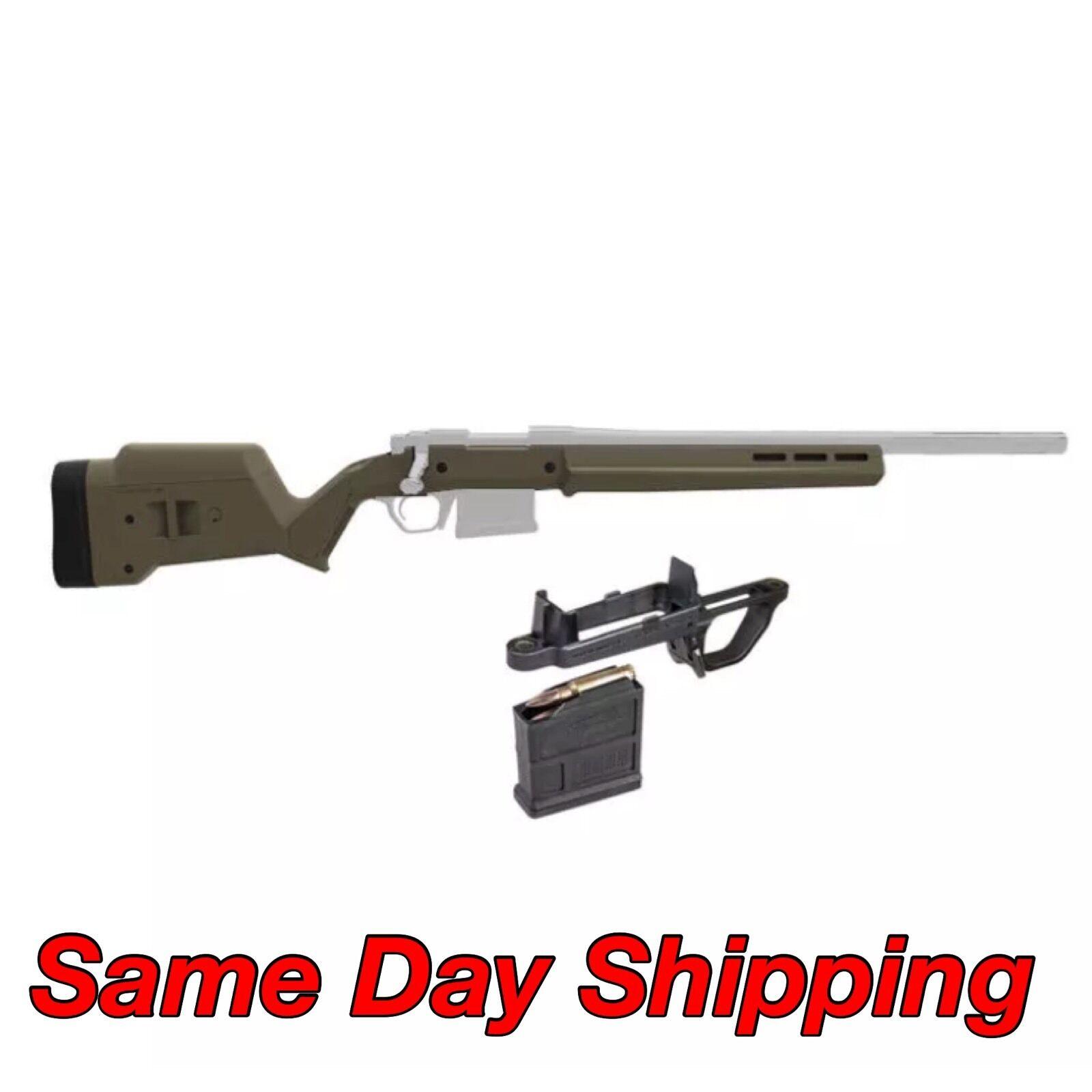 Magpul Hunter Short Action Black Stock W/mag Well & 5rd Magazine -  Remington 700