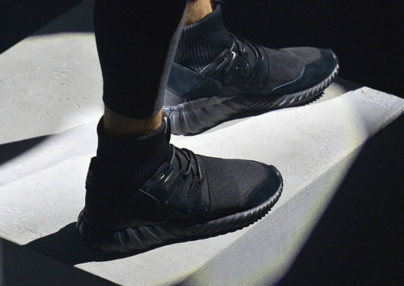 MENS ADIDAS ICON TRAINER noir / WH BASKETBALL chaussures homme SELECT YOUR Taille