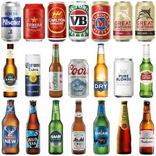 BoozeBud 21 Classic Beers Mixed Case. Classic Beer
