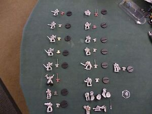Vintage-Metal-Rogue-Trader-Space-Marine-Figures-Warhammer-40K-40-000-A13