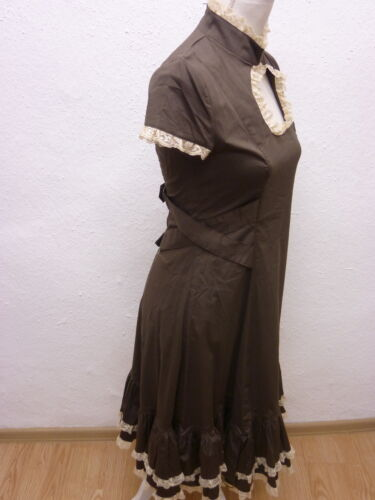 m Spin Gr Doctor Marron Steampunk Robe Gothique s nBx0tt