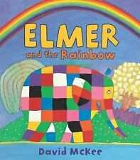 Elmer and the Rainbow by David McKee (2011, Hardcover)