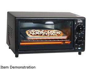 Details about Maxi Matic USA 4 Slice Toaster Oven Broiler