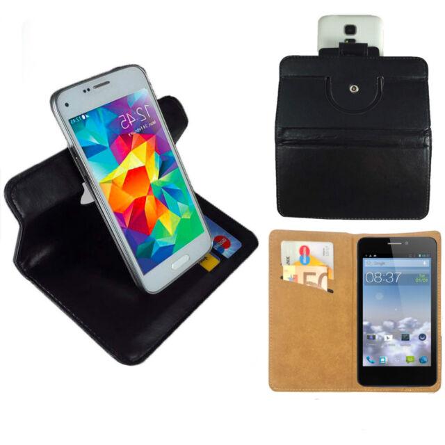 Nano flip tapa de la bolsa de móviles Smartphone 360 grado de CUBOT King Kong - 360L