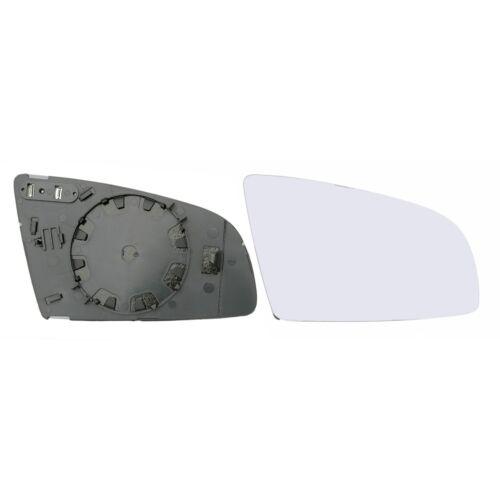 GLACE RETROVISEUR AUDI A3 8P 8PA 3P SPORTBACK 2003-7//2008 DROIT DEGIVRANT CONV