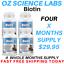 Biotin-Capsules-10-000mcg-Maximum-Strength-Hair-Skin-Nails-Hair-Loss-AUST thumbnail 9
