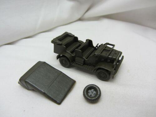 ROCO MINITANKS #226 US Army WWII Dodge 3//4 ton Command Car