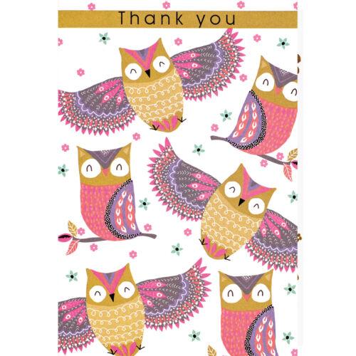 Merci de votre carte-emballés individuellement-Choix de Quantité-Simon Elvin IW307R