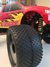 "Panther BOA 3.2"" Tires (4) Fits TMAXX Savage Wheel Monster Truck T145MS"