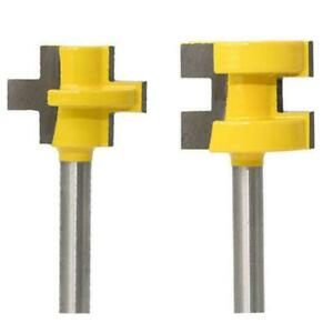 2pcs-Tongue-And-Groove-Router-Bit-1-4-034-Shank-Chisel-Woodworking-Mill