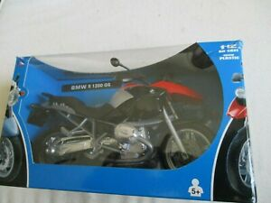 New Ray Vintage BMW K1200LT Road Rider Collection 1//12 scale New