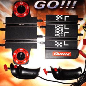 Carrera-GO-neue-elektrische-Anschluss-komplett-Set-mit-elektrischen-Regler