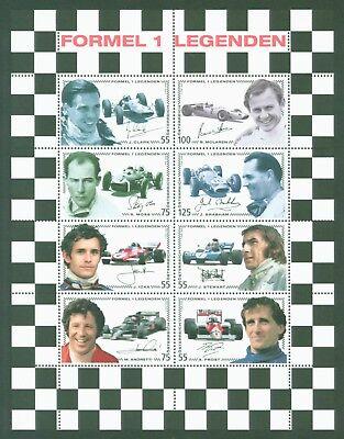 Österreich Austria 2006 - Formula 1 - Mclaren Rindt Brabham Ickx Prost - 2592-99
