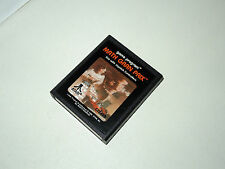MATH GRAN PRIX atari 2600 game cartridge videogame cart