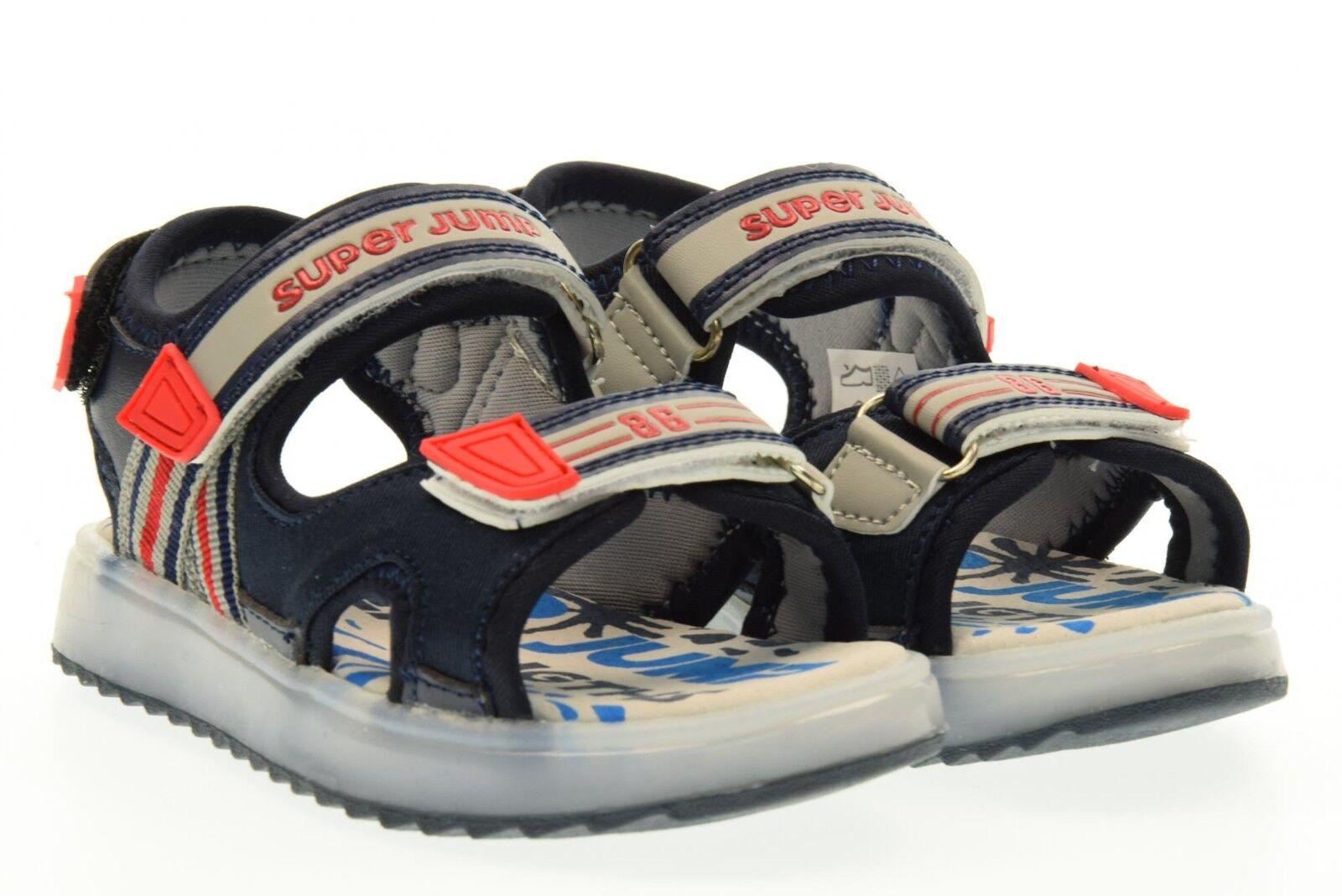 SuperJump Collezione America sandali scarpe bambino sandali America SJ2972 MARTIN BLU P17 56de16
