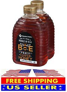 Member-039-s-Mark-Clover-Honey-40-oz-2-pk-FREE-SHIPPING-BEST-PRICE