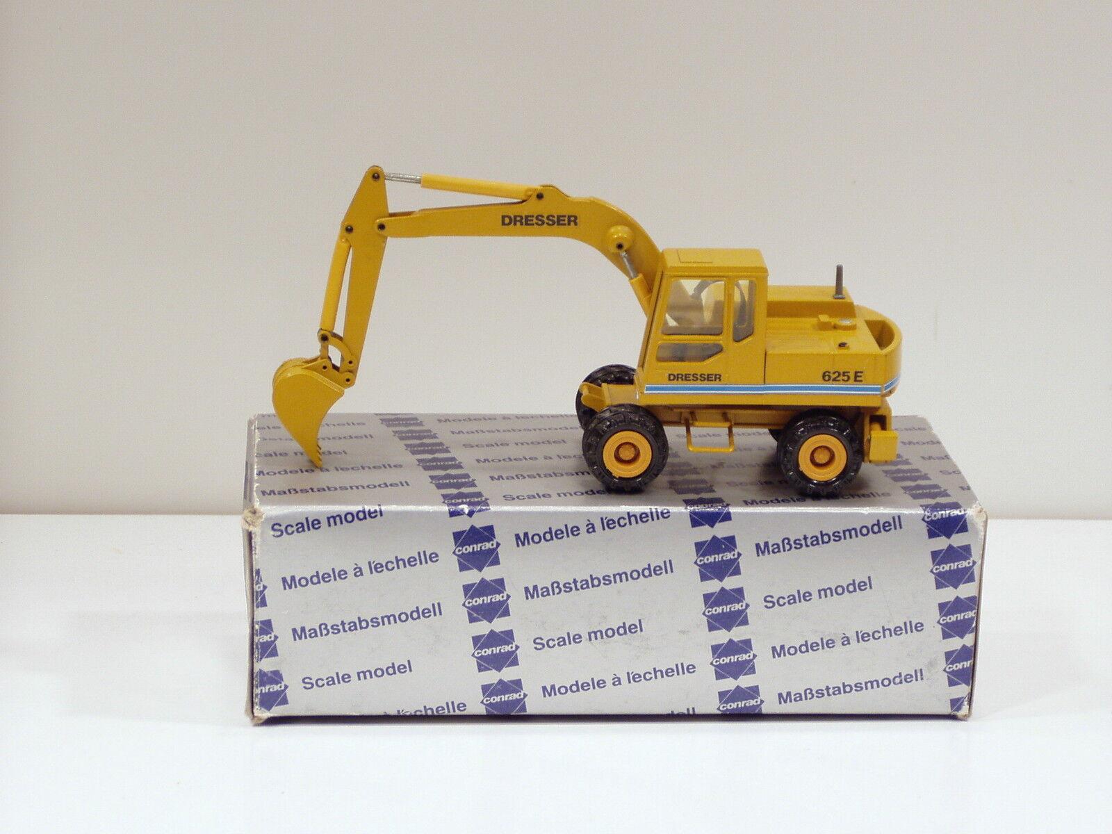 Dresser 625e Rueda Excavadora - 1/50-Conrad  2818-Mib