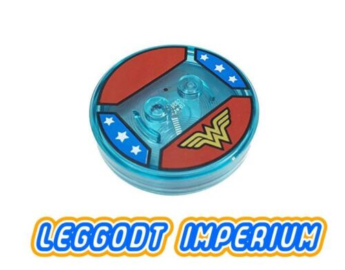 Wonder Woman tag LEGO Dimensions DC FREE POST stand
