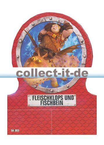 PANINI Dragons TCG cartes de collection Nº 203