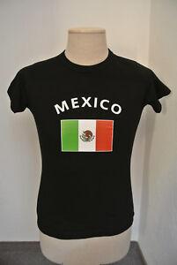 Mexico-Girlie-Fun-Shirt-Fasching-Mallorca-Funshirt-Fussball-WM-EM-Farbdruck