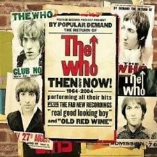 "THE WHO ""THEN AND NOW - BEST OF"" CD 20 TRACKS NEU"