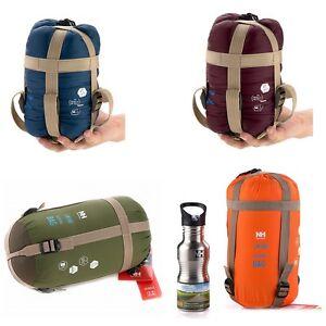 Outdoor Camping Envelope Sleeping Bag Hiking Travel Multifuntion Ultra-light