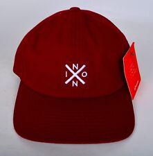 NIXON Wings Strapback Hat-Port