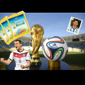 Panini-coupe-du-monde-2014-wm14-Bresil-Brasil-5-10-20-50-100-Stickers-choisir-presque-tous
