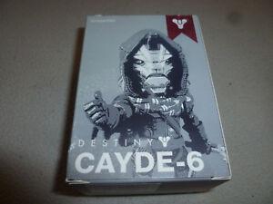 91e59493571 NEW IN BOX DESTINY CAYDE 6 BUNGIE FIGURE GAMESTOP PROMO NIB ...