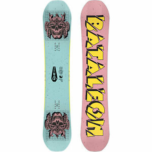 Bataleon-Blow-Freestyle-Herren-Snowboard-Twin-3BT-Sidekick-All-Mountain-2020-NEU