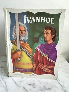 Ivanhoe-Walter-Scott-Bias-1965