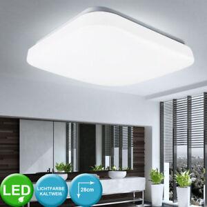 LED Tages Licht Decken Lampe Bade Zimmer Energiespar Beleuchtung ...