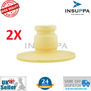 2X-Vauxhall-Opel-Astra-G-H-sospensione-Buffer-BUMP-STOP-POSTERIORE-424764-9057-6351