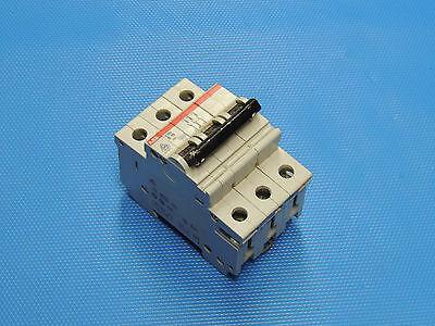 ABB S203 2CDS253001R0165 B16A Sicherungsautomat B16 Leitungsschutzschalter 3-pol